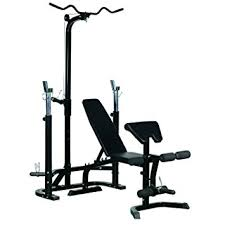 olympic style weight bench amazon com soozier olympic weight bench black sports outdoors