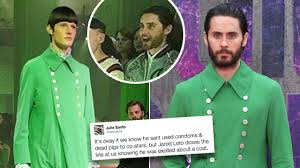 Jared Leto Meme - jared leto just killed your fave new meme and he says he s sorry