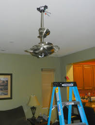4 inch ceiling fan downrod reduced ceiling fan extension weekend projects fans here s to a full