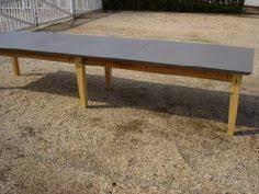 Zinc Top Bistro Table Rectangular Zinc Top Bistro Table Mecox Gardens Colton Court