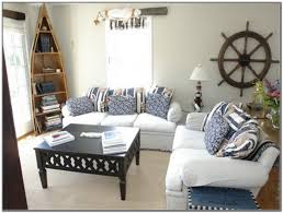 nautical theme decorating ideas nautical themed living room living