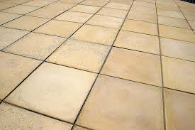 tile flooring materials sandstone the best option for you bathroom