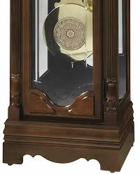 German Grandfather Clocks Howard Miller Traditional Cable Driven Grandfather Clock Wilford