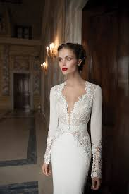 wedding dress collections 30 gorgeous lace sleeve wedding dresses