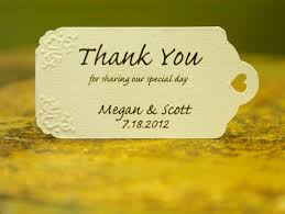 thank you favors modern thank you tags for wedding favors image 11477 johnprice co
