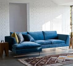 canape angle bleu 30 idées pour un canapé d angle convertible pratique angles