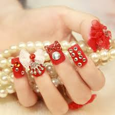 nails that look natural for brides 2