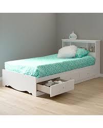 great twin storage bed with headboard ana white twin storage