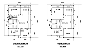 pictures bungalow floor plan with elevation best image libraries