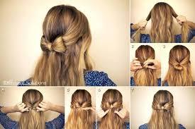 tutorial rambut tutorial membuat pita dari rambut dengan mudah heavenly heavens