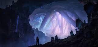 crystal cave fantasy google search lands u0027 end pinterest
