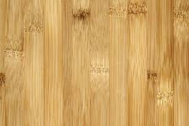 a side by side comparison bamboo and wood flooring