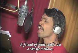 Indian Song Meme - indian singer vennu mallesh s hilarious it s my life track