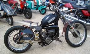 bmw bobber build meet crap rat bike of the day fna s bmw r75 5 bobber