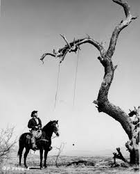 grim hanging tree dominant feature of reprisal set 50 westerns