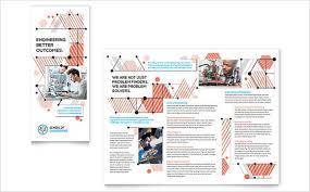engineering brochure templates 11 engineering company brochures design templates free