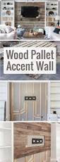 Barn Wood Wall Ideas by Best 25 Reclaimed Wood Accent Wall Ideas On Pinterest Wood Wall