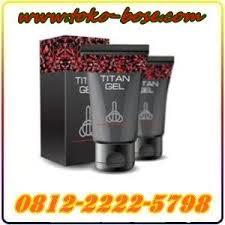 jual titan gel asli di bandung 081222225798