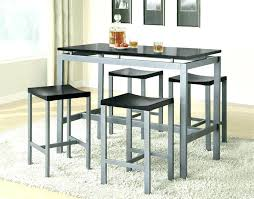 bar stool table and chairs bar height table bar stool height dining table bar height table set