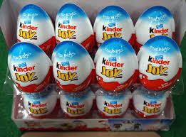 easter egg surprises 10 x boys chocolate kinder eggs gift kids