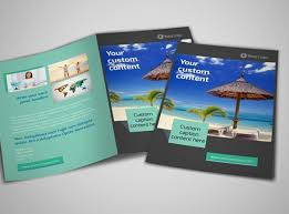 46 travel brochure templates free sample example format