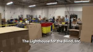 Seattle Lighthouse For The Blind Robert Hanna Portfolio
