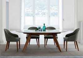 tavoli sedie arreda la sala da pranzo con le sedie judy e i tavoli ring berto