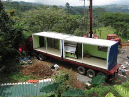 decoration shipping container environmentally friendly