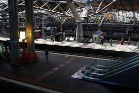 temporary diesel powered floodlight still in use at southern cross
