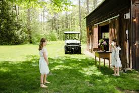 Wedding In Backyard by Malcolm U0026 Kate U0027s Magical And Intimate Backyard Wedding In Vermont