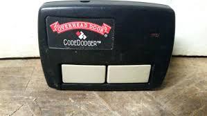 Overhead Door Codedodger Programming Beautiful Genie Garage Door Remote Battery Idea Opener Keypad