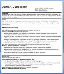 Resume Sample For Doctors by Medical Technologist Resume Example Creative Resume Design