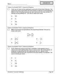 7th grade tennessee common core math math worksheets pinterest