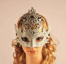 mask for masquerade party princess prince mask party decorations