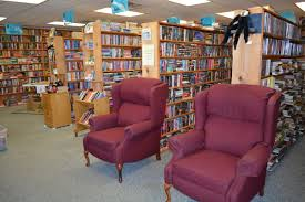 Comfy Library Chairs Wichita U0027s Local Bookstores