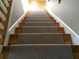 Couristan Antelope Carpet Stanton Indoor Outdoor Carpet Fabricated Into A Stair Runner With