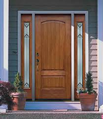Stain For Fiberglass Exterior Doors Fiberglass Entry Doors Master Seal