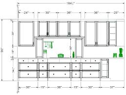 Standard Kitchen Cabinet Door Sizes Standard Bifold Door Sizes Standard Measurements For Kitchen Base