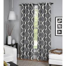 Contemporary Drapery Panels Curtain Modern Curtain Panels