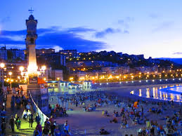 San Sebastian Spain Map by San Sebastian Spain Google Search Donastia San Sebastian