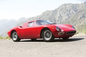 ferrari prototype cars 1964 ferrari 250 lm by scaglietti