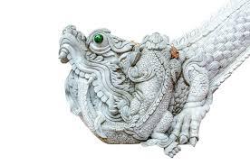 pixiu statue pixiu or pi yao statue stock image image of powerful
