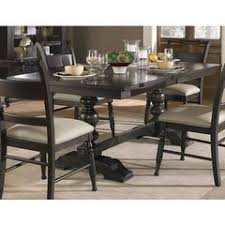 black pedestal dining table excellent ideas black rectangle dining table winsome design black