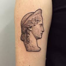 history of tattoo design 29 museum worthy tattoos inspired by art history modern tattoos