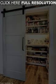 bathroom winning modern pantry design elegant sliding barn door