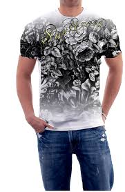 floral design this will be available this xmas 100 cotton short