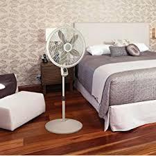 Pedestal Fan Remote Amazon Com Lasko 1850 18 Inch Remote Pedestal Fan Home U0026 Kitchen