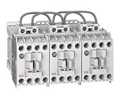 electrically held multi pole lighting contactors