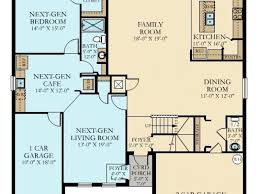 Next Gen Homes Floor Plans Lennar Building Multi Generational Homes In South Hillsborough