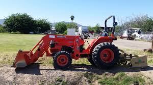 used kubota l 2800 4wd tractor for sale photos
